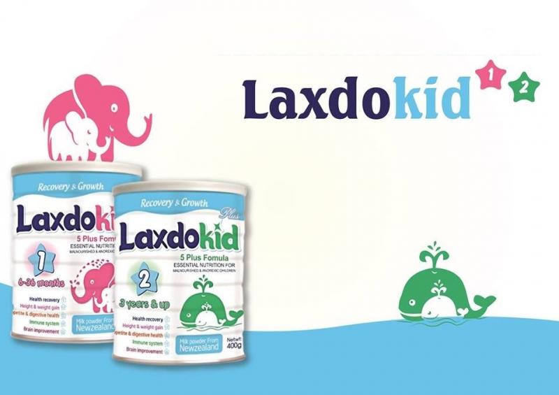 Sữa Laxdokid