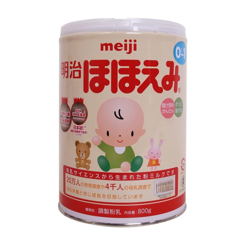 Sữa bột Meiji số 0