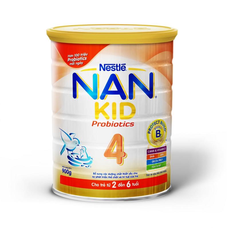 Sữa NAN Kid số 4 tăng chiều cao