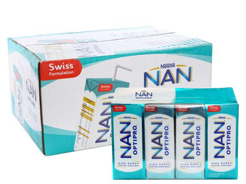 Sữa Nan Nestle