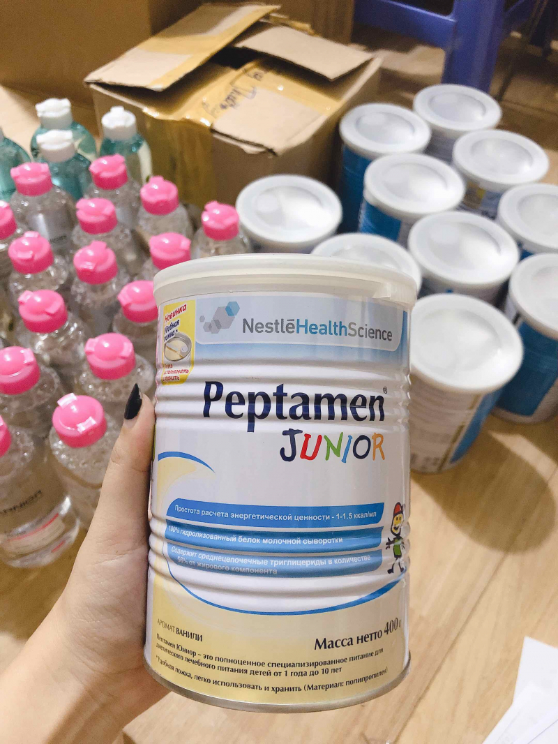 Sữa Peptamen Junior