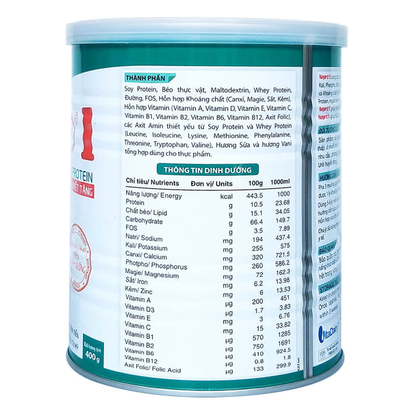 Sữa Nepro 1
