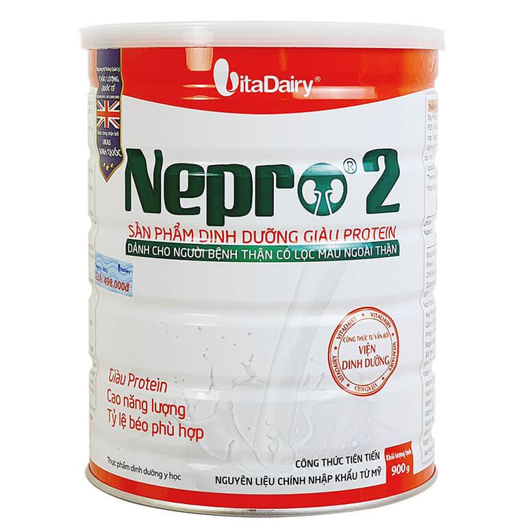 Sữa Nepro 2 (bệnh nhân chạy thận nhân tạo)