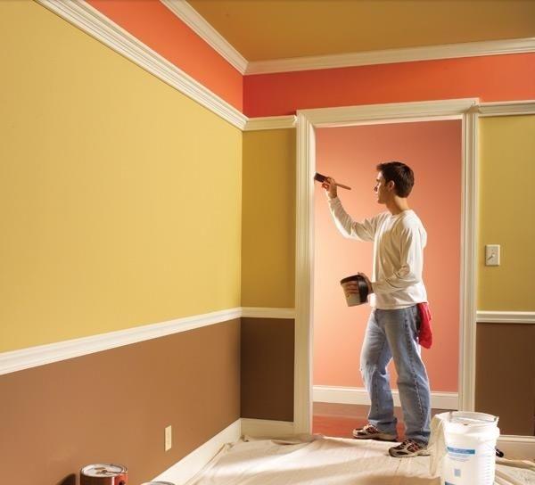Sửa nhà Đại Dương - dịch vụ sơn nhà chuyên nghiệp và uy tín nhất tại TPHCM