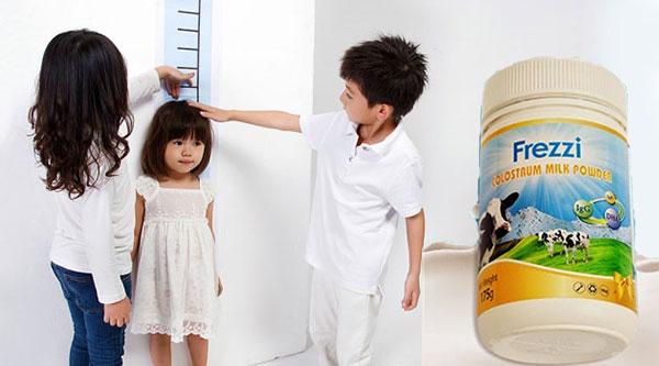 Sữa non Frezzi tốt cho bé