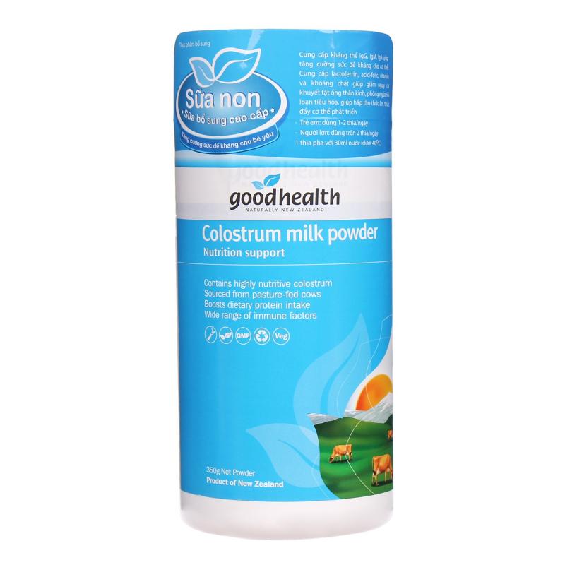 Sữa Non Goodhealth Bổ Sung 9% Sữa Non 350g