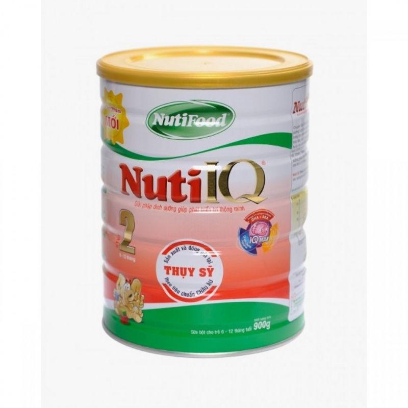Sữa Nuti của Nutifood Việt Nam