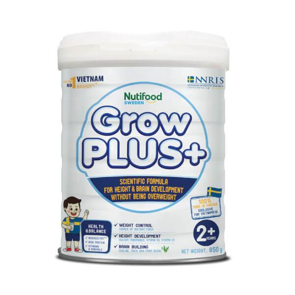 Nuti Grow Plus trắng