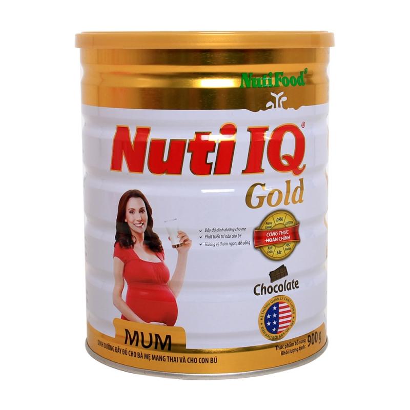 Sữa Nuti IQ Mum