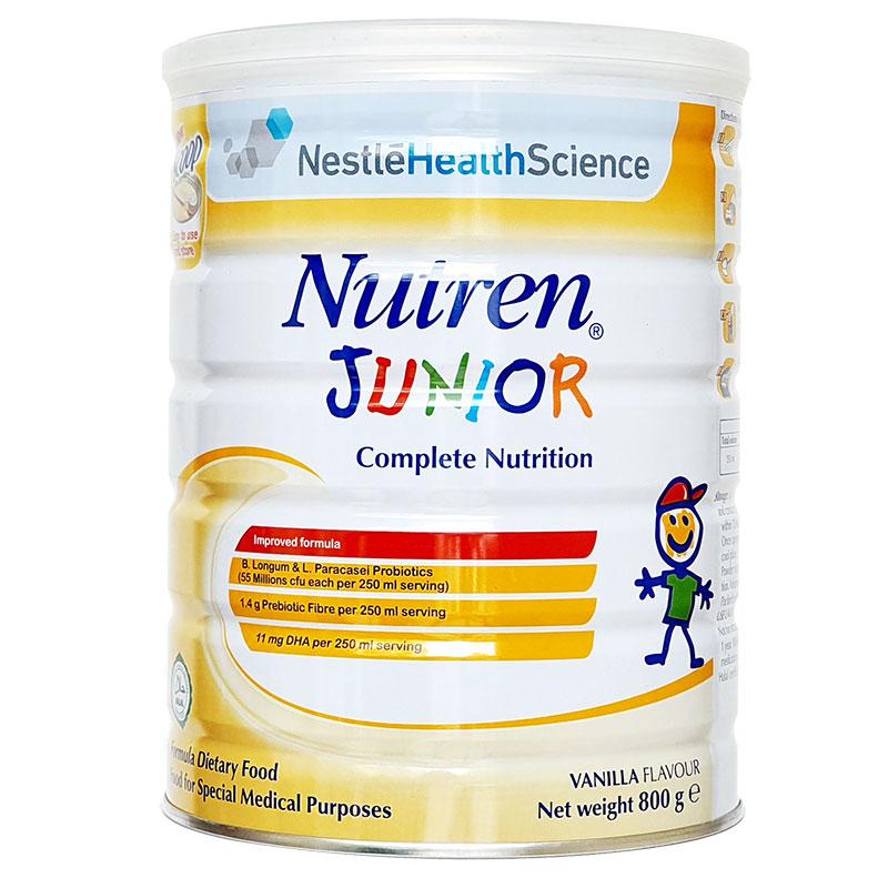 Sữa Nutren Junior