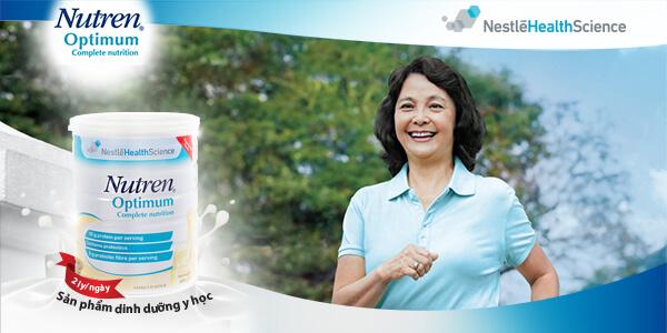 Sữa Nutren Optimum
