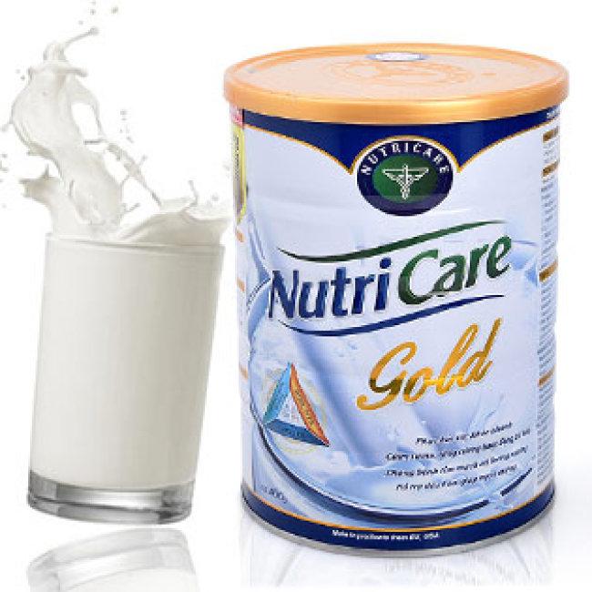 Sản phẩm sữa Nutri Care Gold
