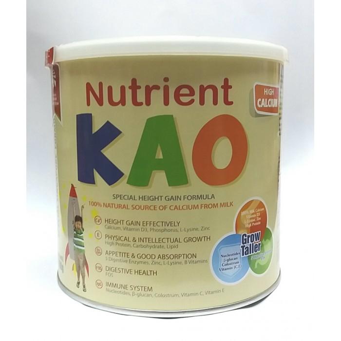 Sữa Nutrient Kao tăng chiều cao