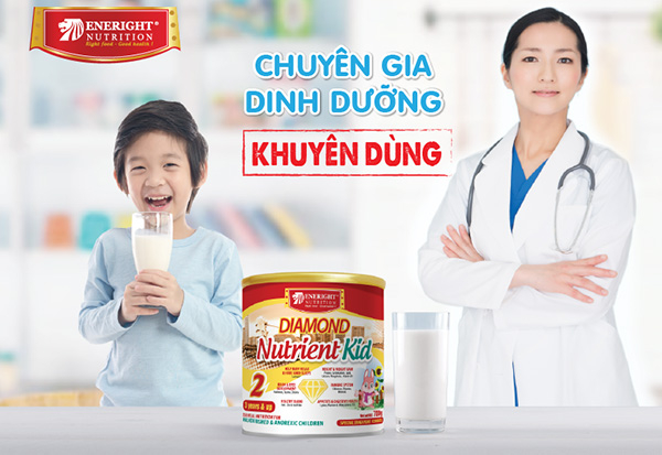 Sữa Nutrient Kid