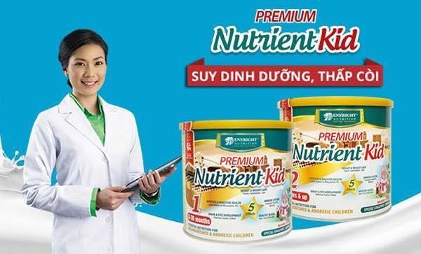Sữa Nutrient Kid