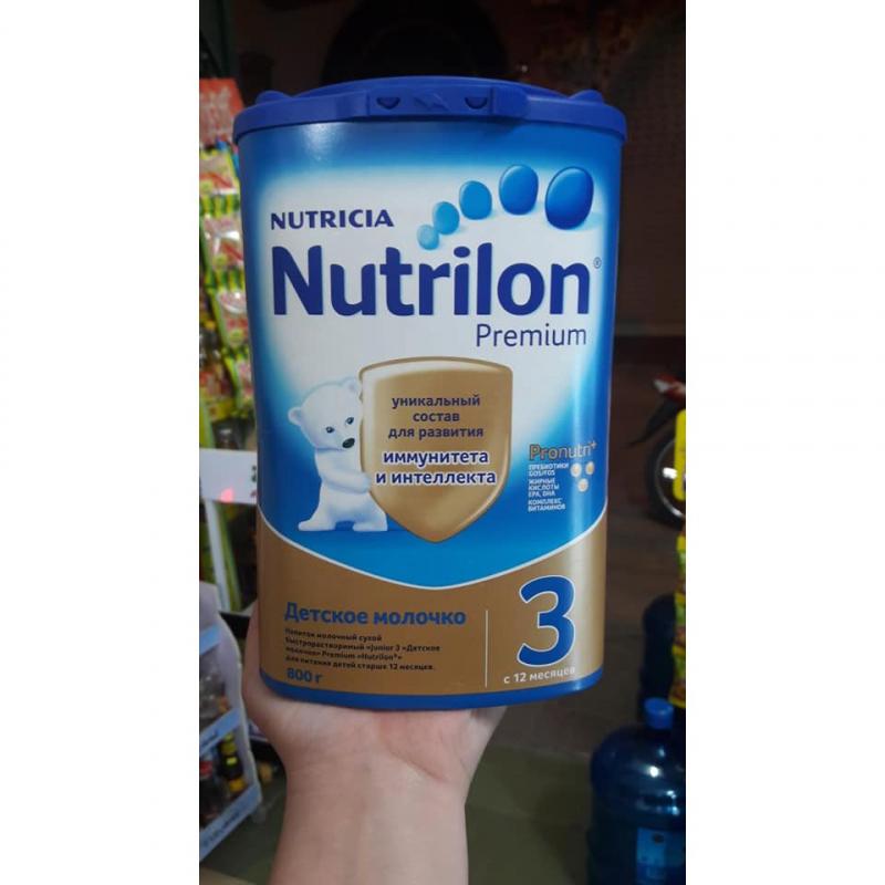 Sữa Nutrilon Nga Nội Địa số 3 - 800g (12-18 tháng)