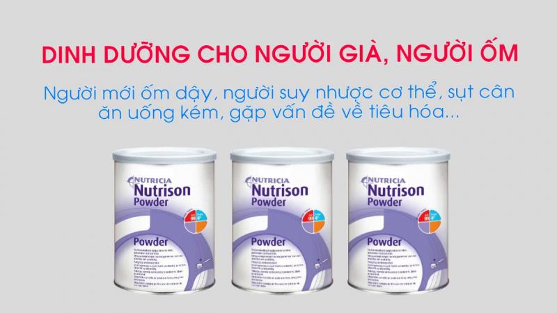 Sữa Nutrison