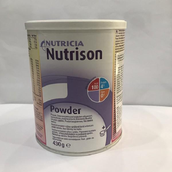Dòng sữa dinh dưỡng đặc trị hỗ trợ hệ tiêu hóa yếu Nutrison Powder