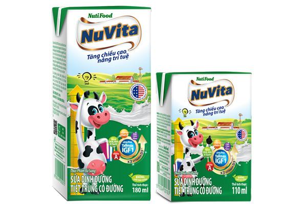 Sữa Nuvita Vani