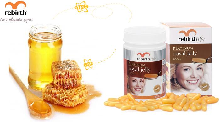 Sữa ong chúa với những dưỡng chất quý giá được đông y và tây y đánh giá rất cao trong việc tăng cường sức khỏe và làm đẹp