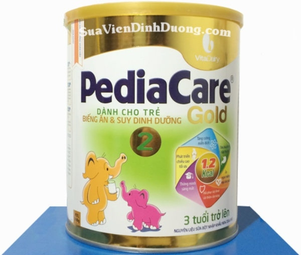 Sữa Pedia Care Gold