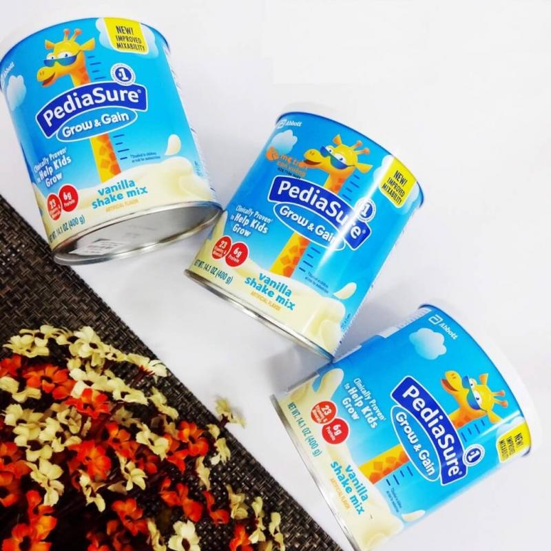 Sữa Pediasure Mỹ Grow and Gain 400g