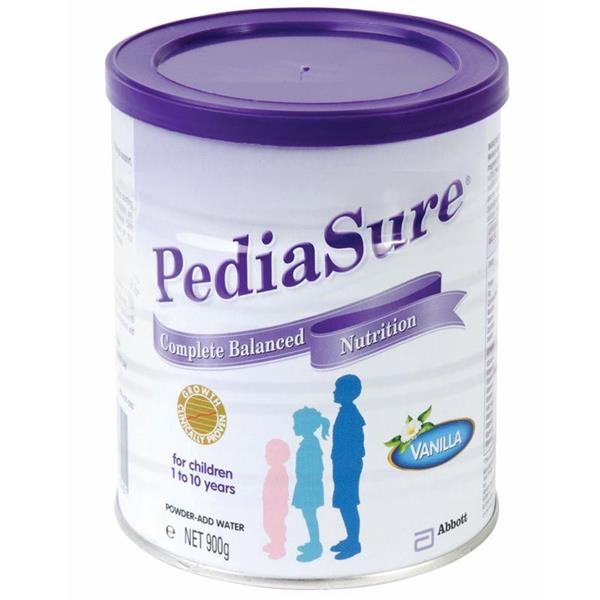 Sữa Pediasure nắp tím - Úc