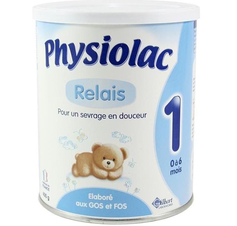 Sữa Physiolac Pháp số 1