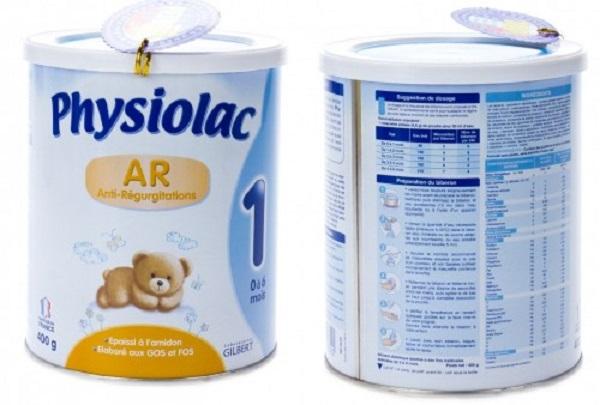 Sữa Physiolac AR1