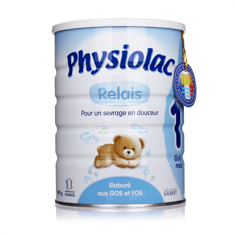 Sữa Physiolac của Pháp