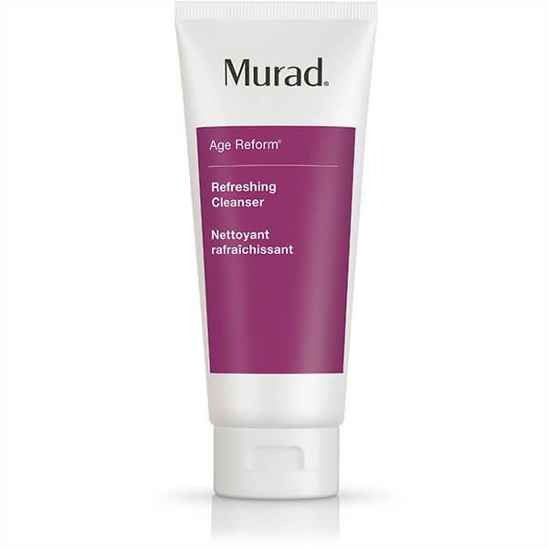 Sữa rửa mặt làm sạch và tẩy trang tươi tỉnh da Murad Refreshing Cleanser