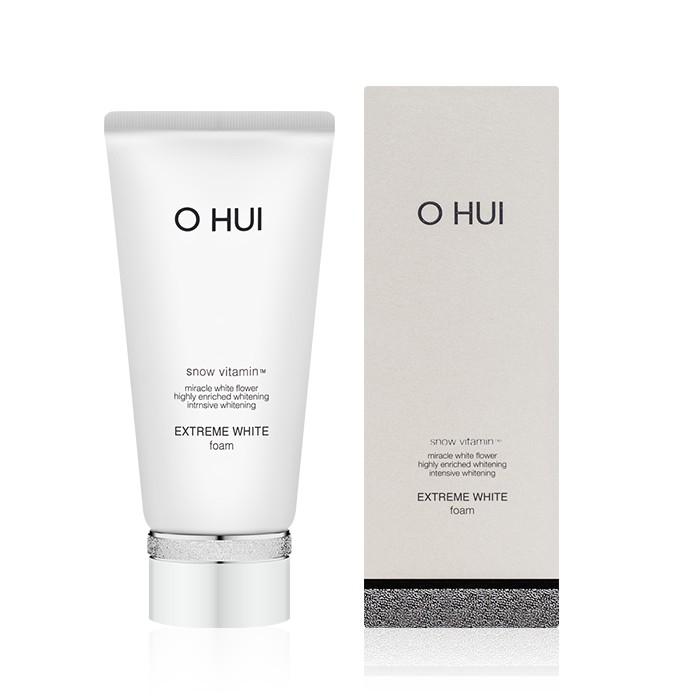 Sữa rửa mặt dưỡng trắng OHUI Extreme Bright Cleansing Foam