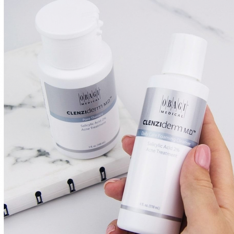 Obagi Clenziderm MD Daily Care Foaming Cleanser