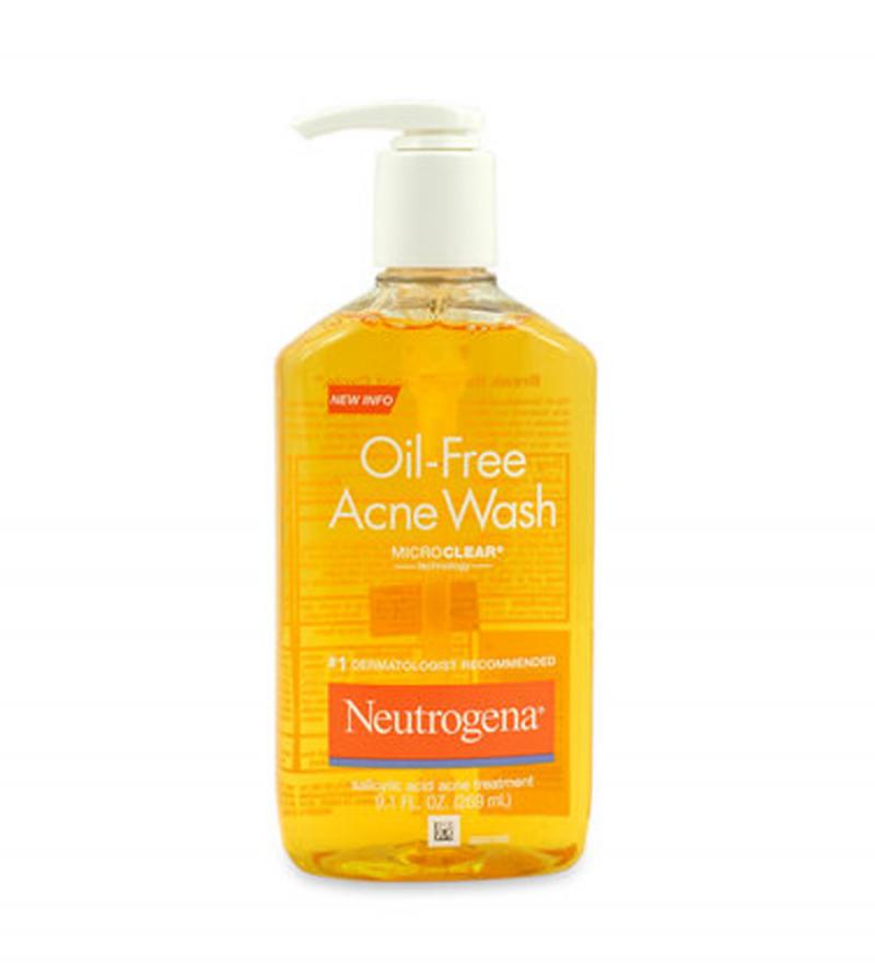 Sữa rửa mặt Neutrogena Oil Free