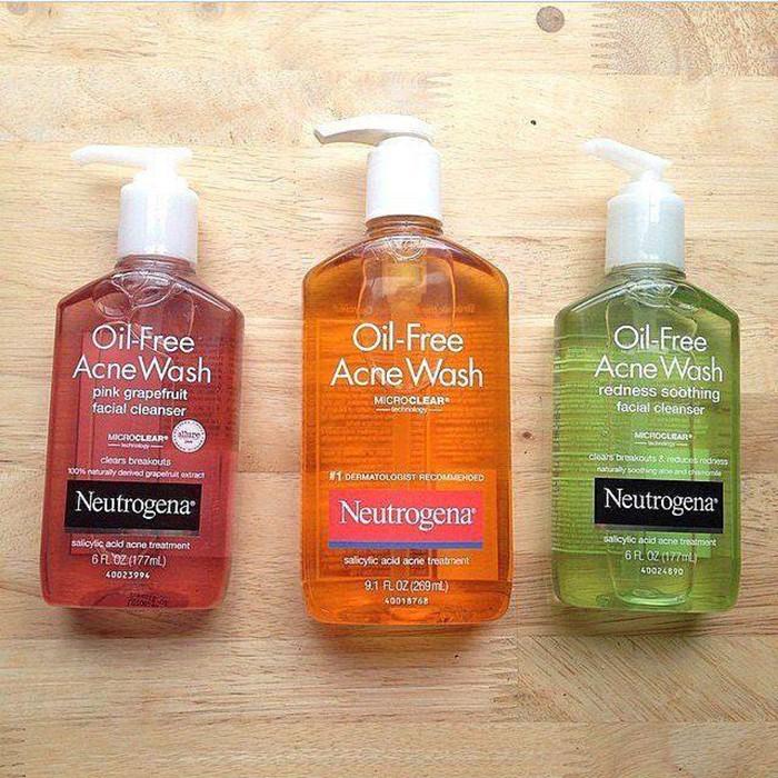 Top 12 sản phẩm tốt nhất đến từ thương hiệu Neutrogena
