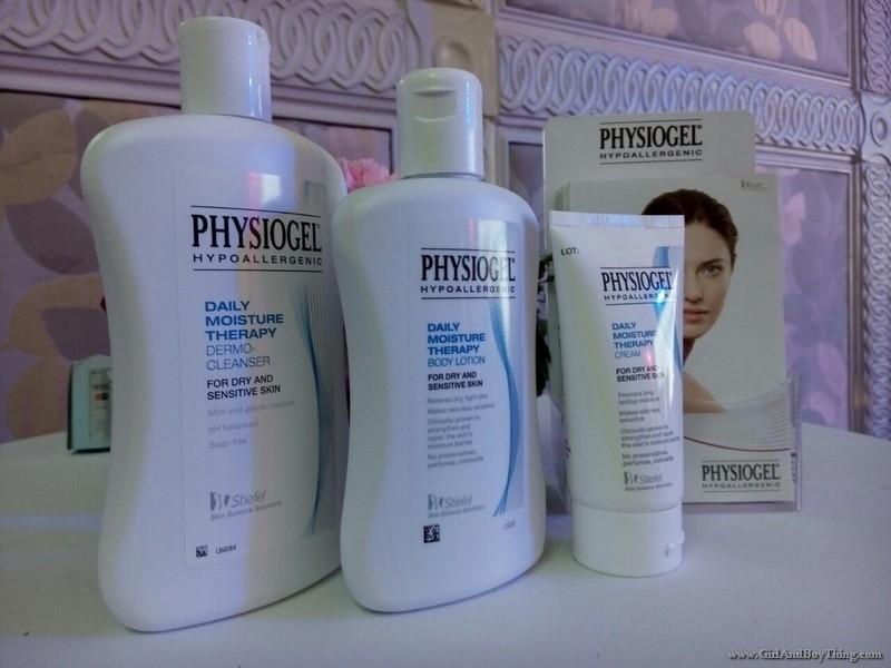 Sữa rửa mặt Physiogel Cleanser
