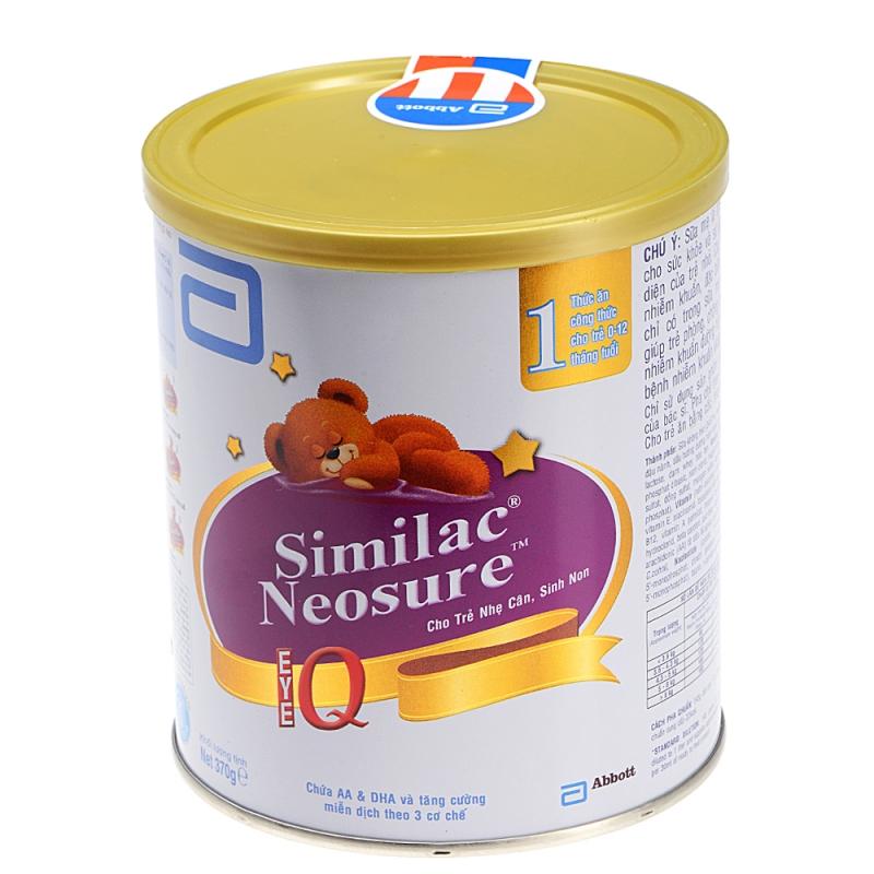 Sữa Similac Neosure IQ 1 của Abbott