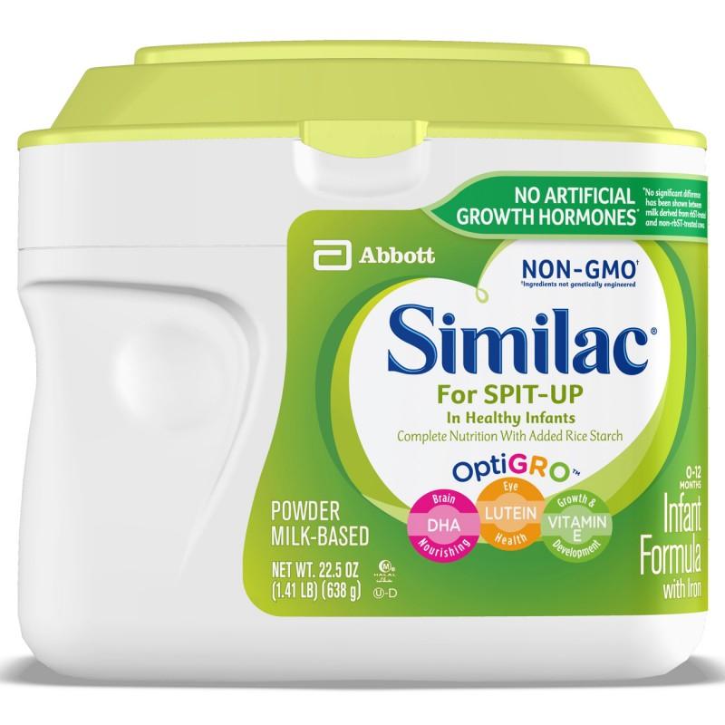 Sữa Bột công thức Similac For Spit-up