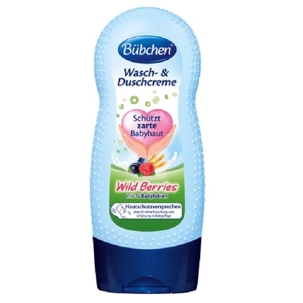 Sữa tắm Bubchen Wasch & Duschecreme Fresh Aloe