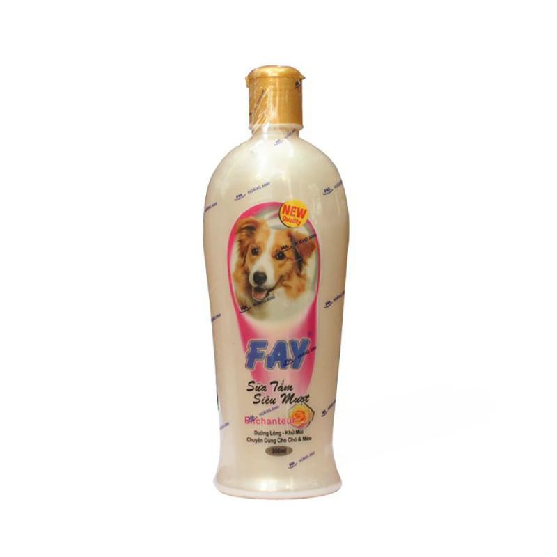 Sữa tắm chó Fay Groom
