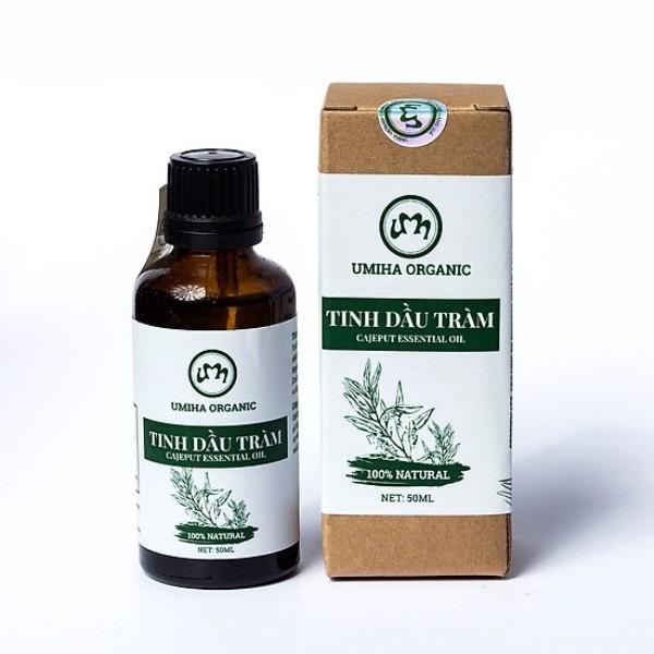 Dầu tràm Organic U Minh Hạ