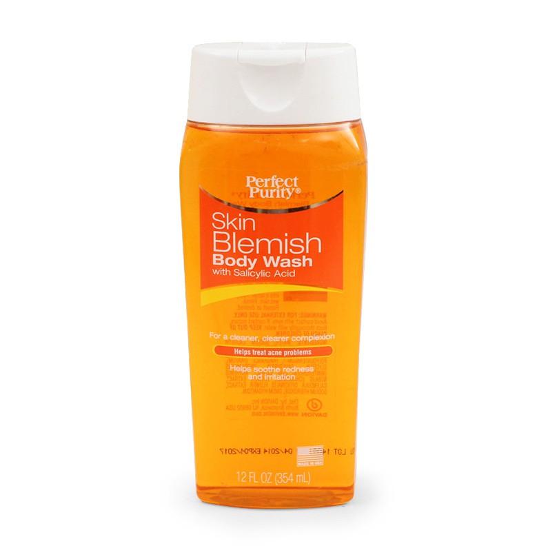 Sữa Tắm Dưỡng Da Ngừa  Mụn - Skin Blemish Body Wash của Perfect Purity