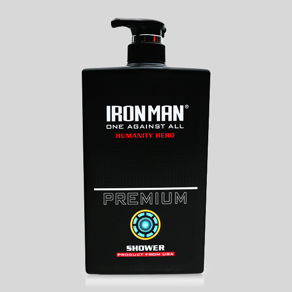Sữa tắm Ironman