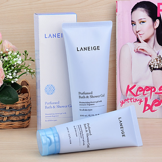Sữa tắm Laneige Perfumed Bath & Shower Gel