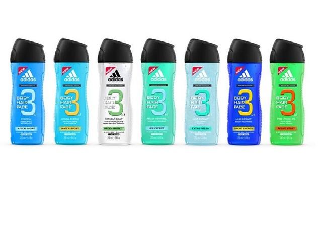 sữa tắm nam Adidas
