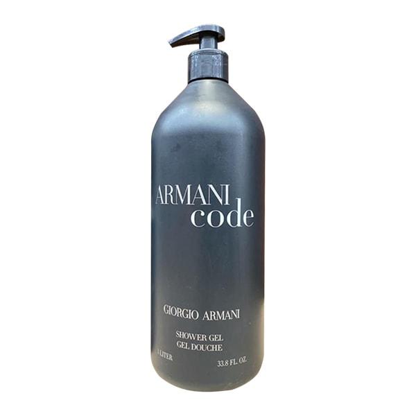 Sữa tắm nước hoa Armani Code
