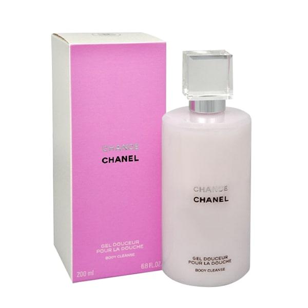 Sữa tắm nước hoa Chance Chanel Gel Douceur Body Cleanse