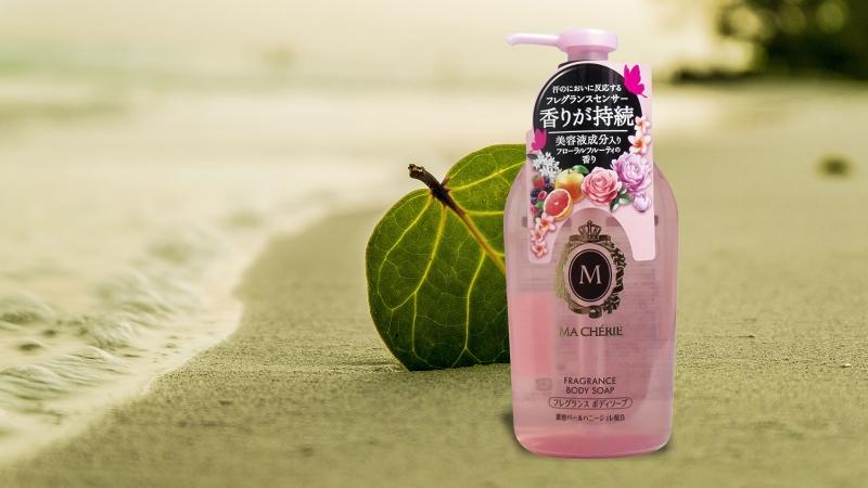 Sữa tắm Shiseido Macherie