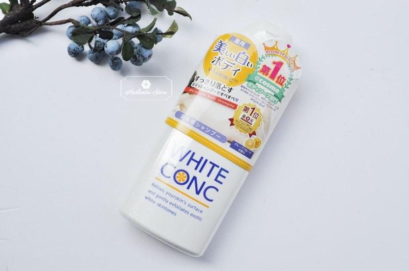 Sữa tắm trắng da White Conc 360ml