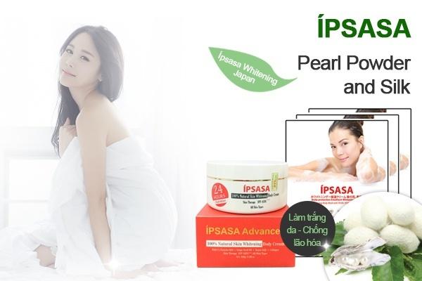 Sữa tắm trắng Ipsasa Advanced